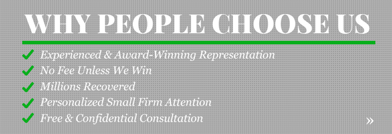Why People Choose Us: Top 10 Personal Injury Lawyer in San Diego County. Avvo Rated 10.0. Top 5% Super Lawyer in California. Top 40 under 40 Litigator in California.