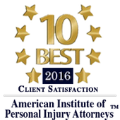 10 Best 2016 - Client Satisfaction